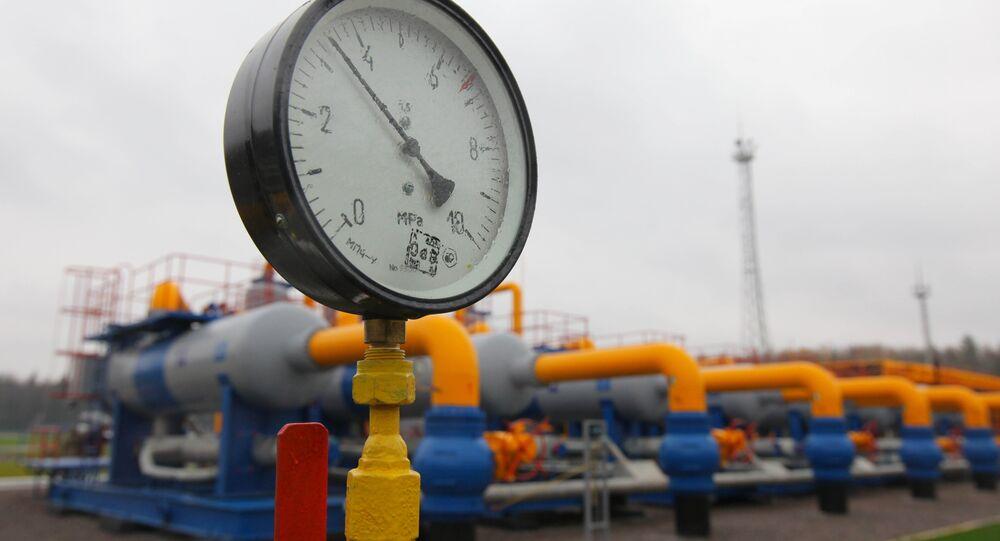 Запуск газопровода Касимовское ПХГ — КС Воскресенск