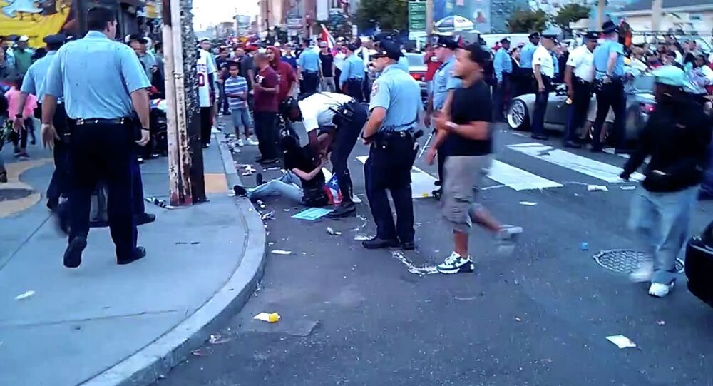 U.S. Police open probe after 'Brutality' video does viral