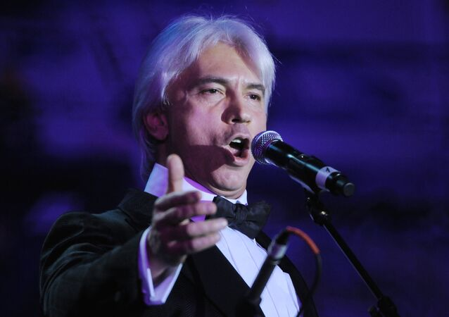52-year-old People's Artist of Russia Dmitri Hvorstovsky has been diagnosed with a brain tumor, forcing him to cancel all his summer shows.