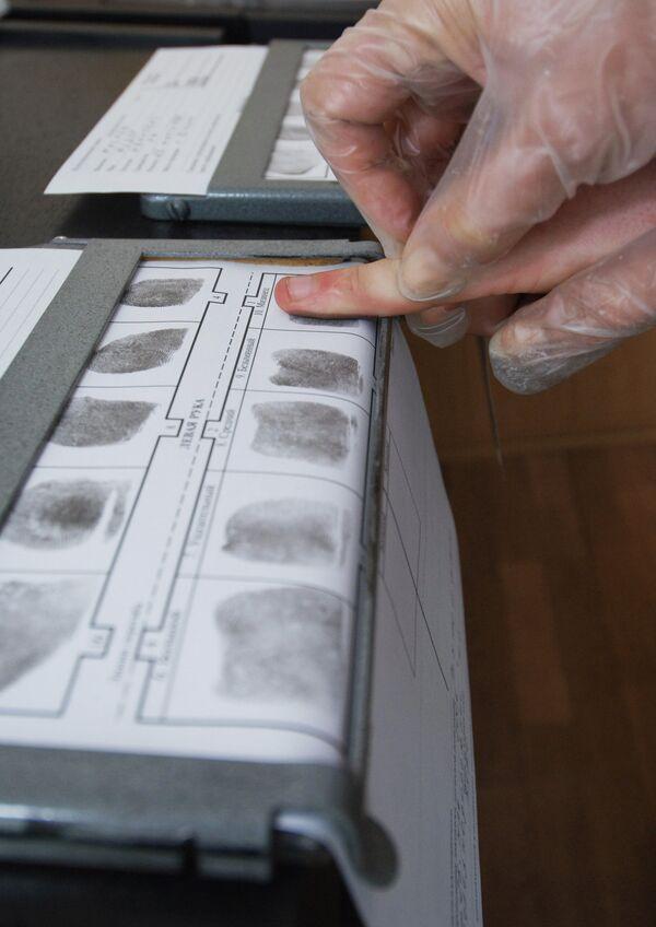Russian Hajj Pilgrims to Be Fingerprinted     - Sputnik International