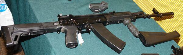 AK-12 - Sputnik International