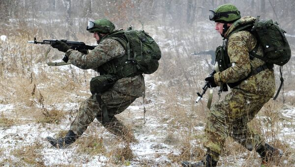 The Ratnik gear and equipment is intended for the ground forces - Sputnik International