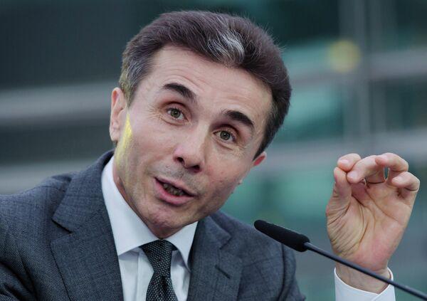 Georgian Prime Minister Explains Why He Plans to Quit Politics - Sputnik International