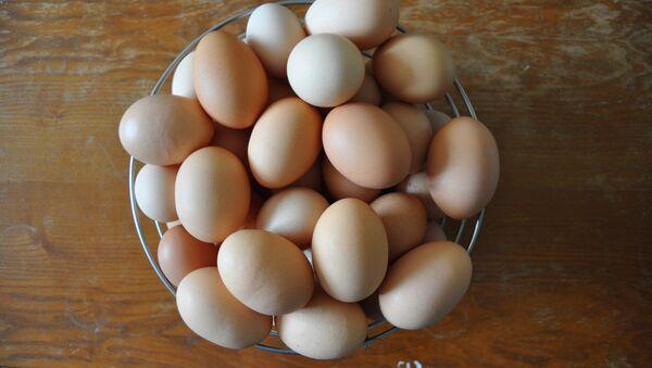 Chicken eggs - Sputnik International