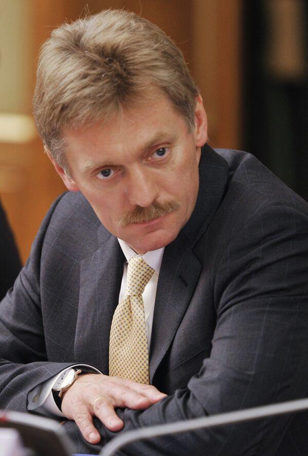 Russian Presidential Press Secretary Dmitry Peskov - Sputnik International