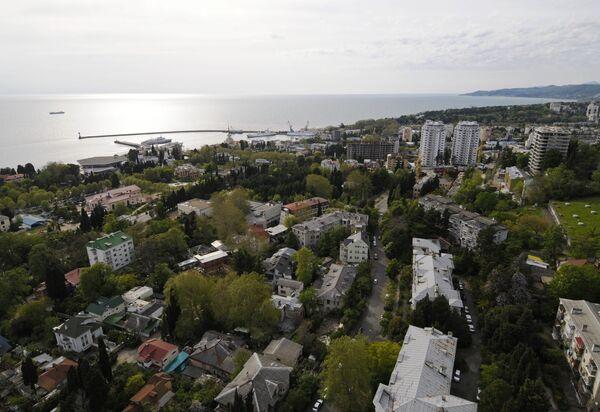Russian Black Sea resort, Sochi - Sputnik International