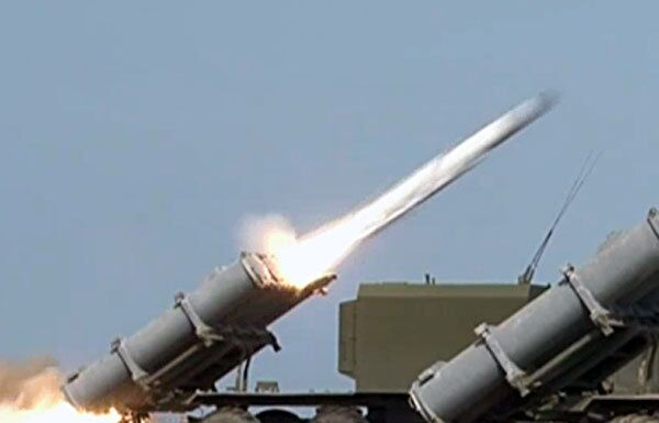 Russian Navy Testing Missile Defense System in Caspian - Sputnik International