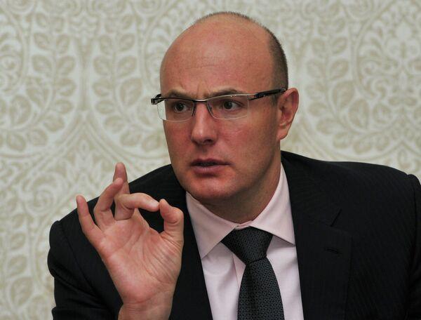 Dmitry Chernyshenko - Sputnik International
