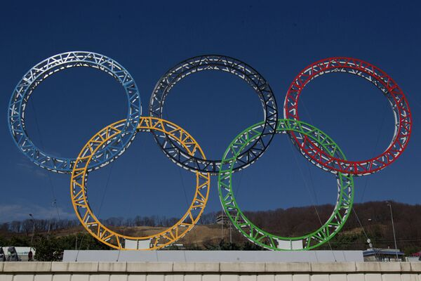 Sochi Olympics Tickets Go on Sale in US Next Week - Sputnik International