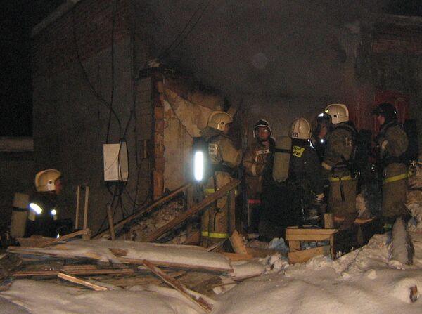 Gas Blast Kills Six in Northern Russia - Sputnik International