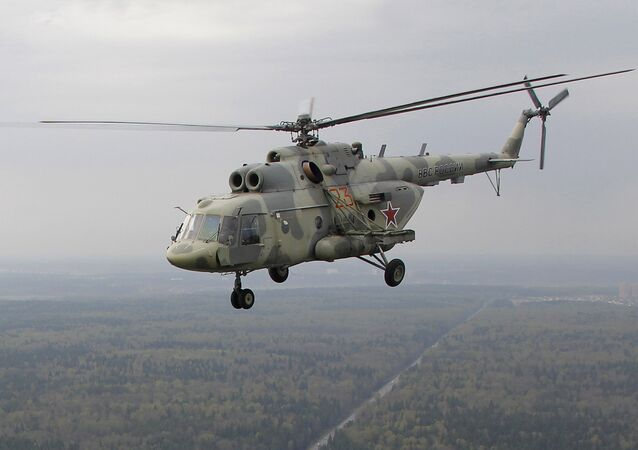 A fresh batch of Mi-17 transport helicopters have been delivered to the Western Military District.