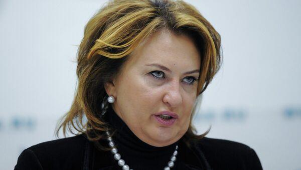 Yelena Skrynnik - Sputnik International