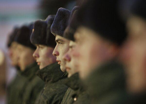 Some 250,000 Dodged Draft in Russia in 2012 - Sputnik International