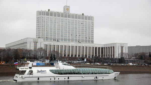 The Russian government has announced its support for a bill aimed at increasing the collection of taxes from individuals and companies which use offshore banking to avoid paying taxes in Russia. - Sputnik International