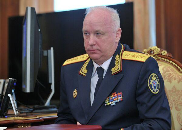 Investigative Committee head Alexander Bastrykin - Sputnik International