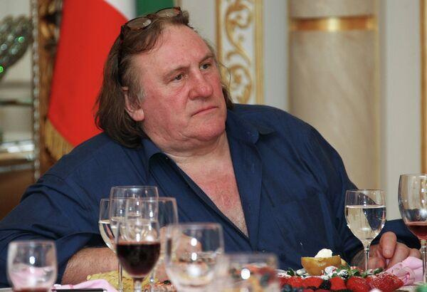 Depardieu to Make Chechnya Movie - Sputnik International