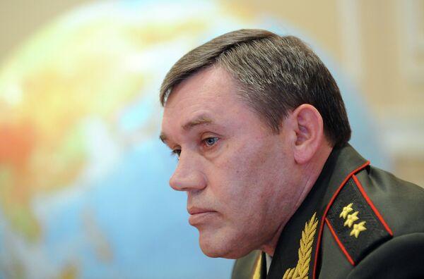 Valery Gerasimov - Sputnik International