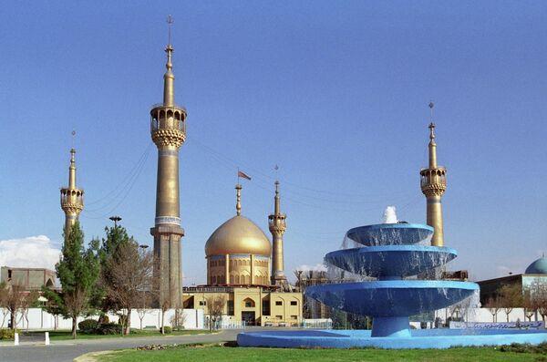 Ayatollah Khomeini memorial in Tehran - Sputnik International