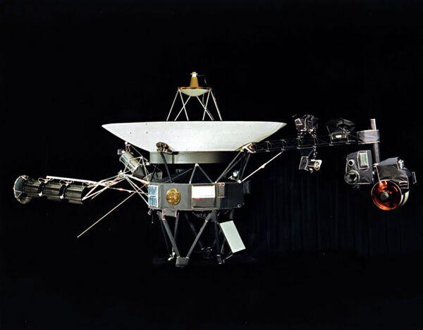 NASA's Voyager 1 spacecraft - Sputnik International