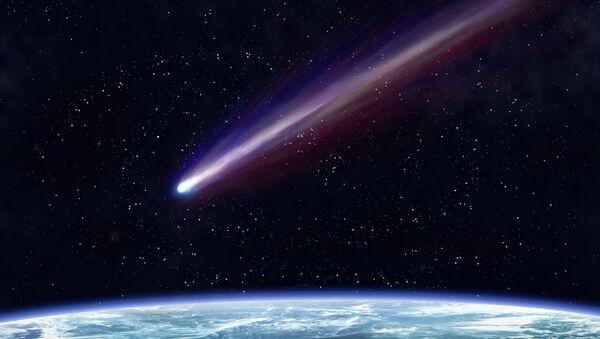 400-Meter-Wide Asteroid Could Hit Earth in 2032 - Sputnik International