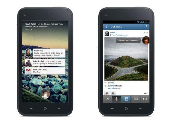 Facebook Unveils 'Home' Mobile Software - Sputnik International