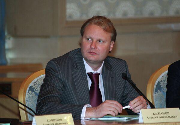 Alexei Bazhanov - Sputnik International