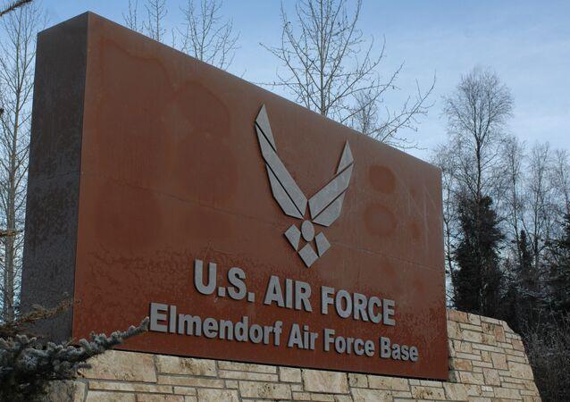 US Air Force Elmendorf