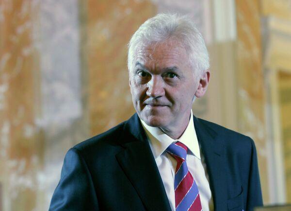 Businessman Gennady Timchenko - Sputnik International