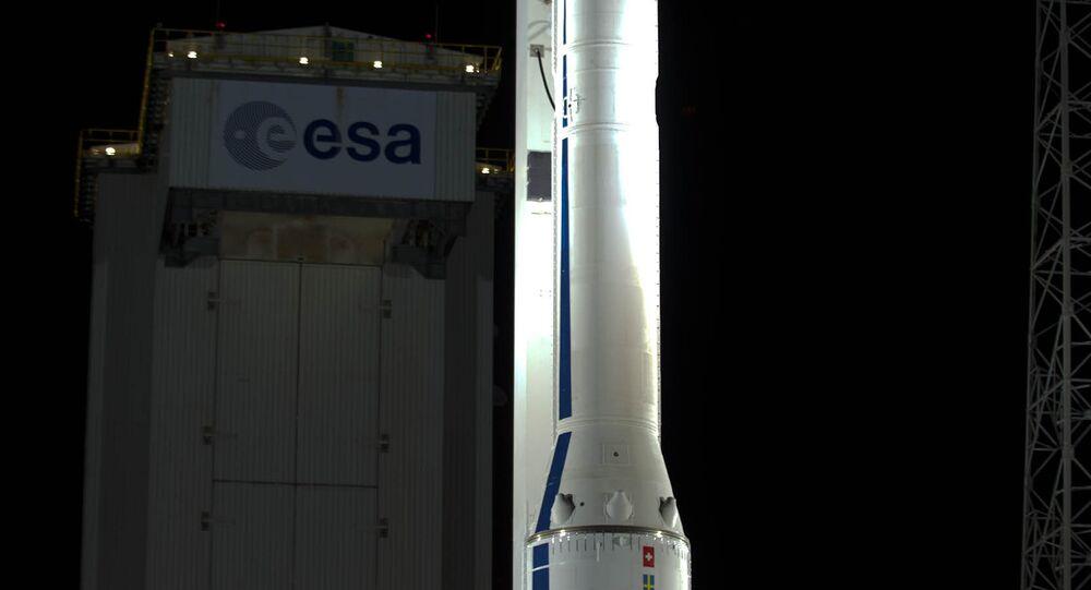 European carrier rocket Vega