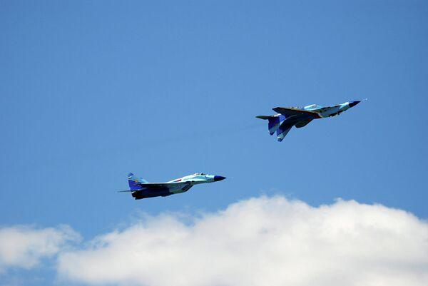 Russia, Peru to Sign MiG-29 Jet Upgrade Deal - Sputnik International