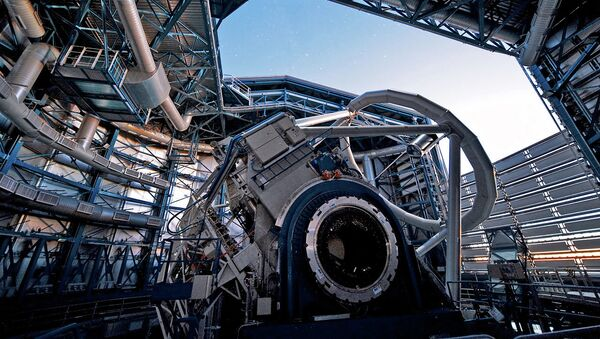 Very Large Telescope - Sputnik International