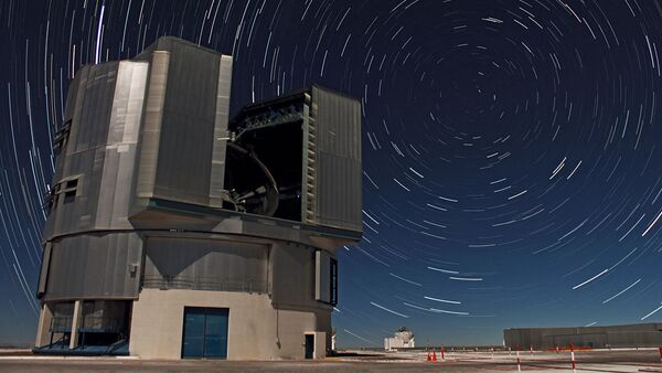 The Very Large Telescope - Sputnik International