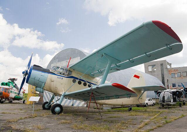 AN-2 plane