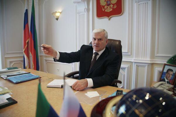 Mayor of Dagestan's capital Makhachkala, Said Amirov - Sputnik International