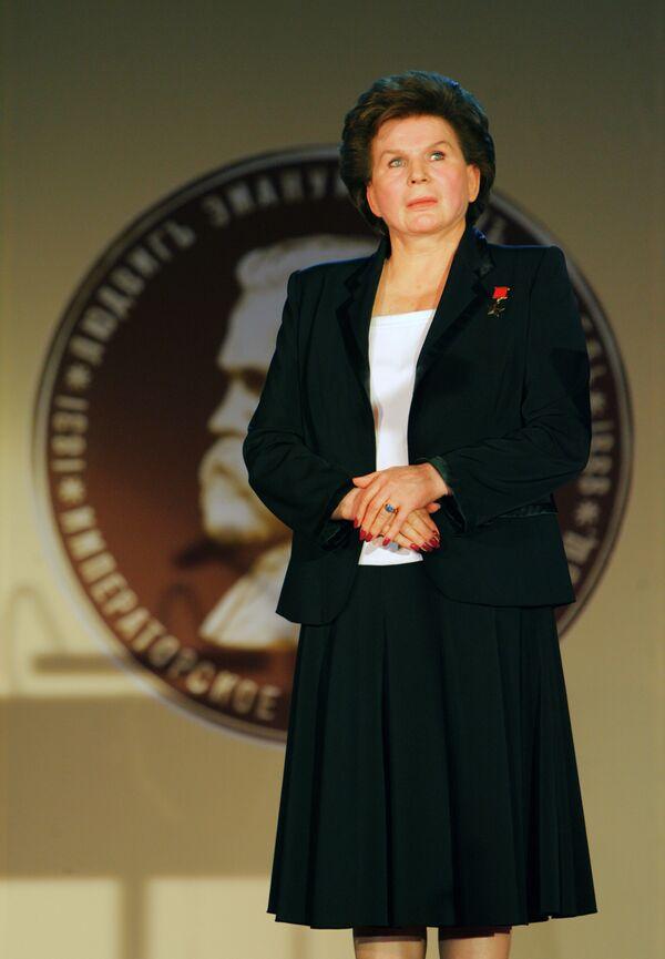 Valentina Tereshkova (archive) - Sputnik International