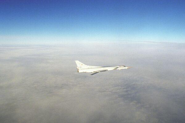 Tu-22 bomber - Sputnik International