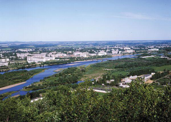 Birobidzhan, the administrative centre of Jewish autonomous region - Sputnik International
