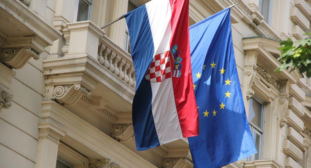 Croatia Becomes 28th EU Member