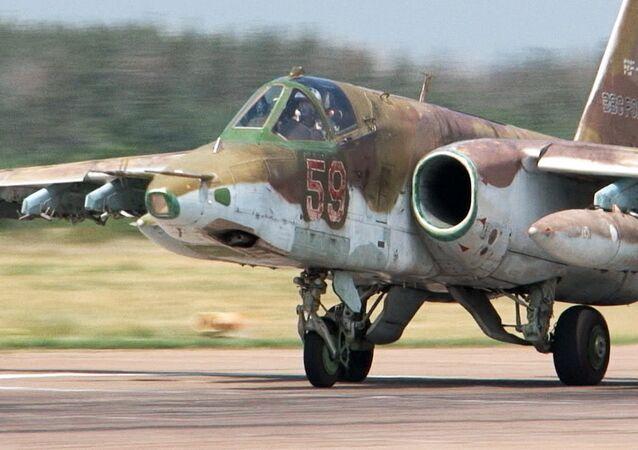 How Su-25 and Mi-28N aircraft played Aviadarts
