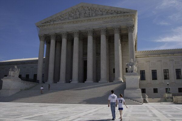 The Supreme Court of the United States in Washington