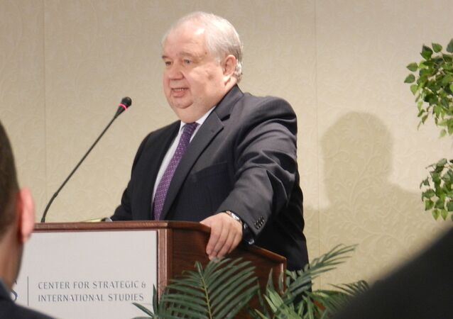 Speaking in Washington on Friday, Ambassador Sergey Kislyak discusses Russia's priorities for the G20 Summit.