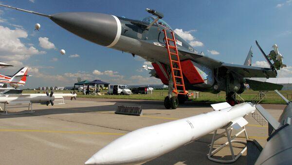 MiG-29K - Sputnik International