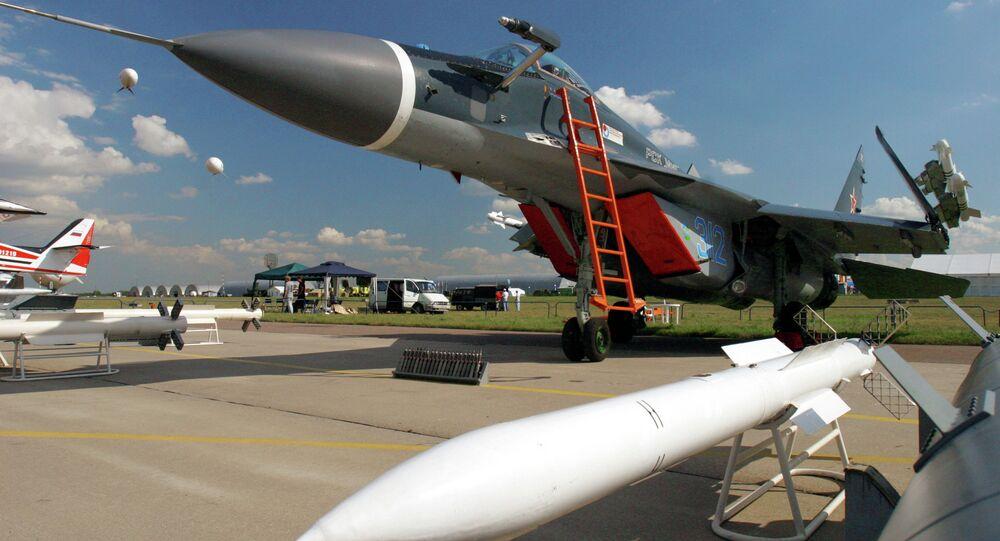 Многофункциональный истребитель корабельного базирования МиГ-29К