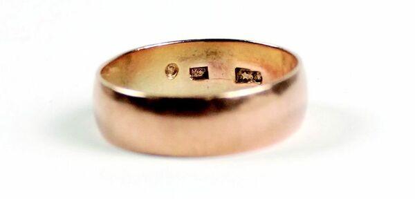 Lee Harvey Oswald's wedding band has engravings symbolic of the Soviet Union. - Sputnik International