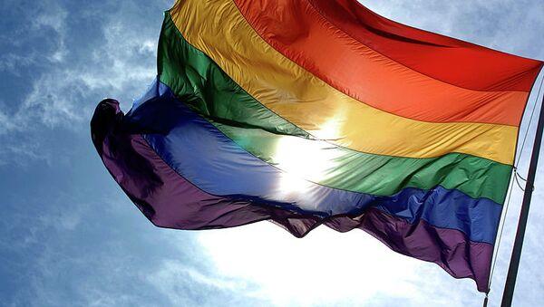 LGBT movement flag - Sputnik International