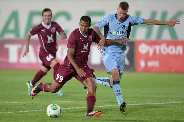 Football: Rubin Joins Spartak Moscow in Europa League Playoff Round - Sputnik International