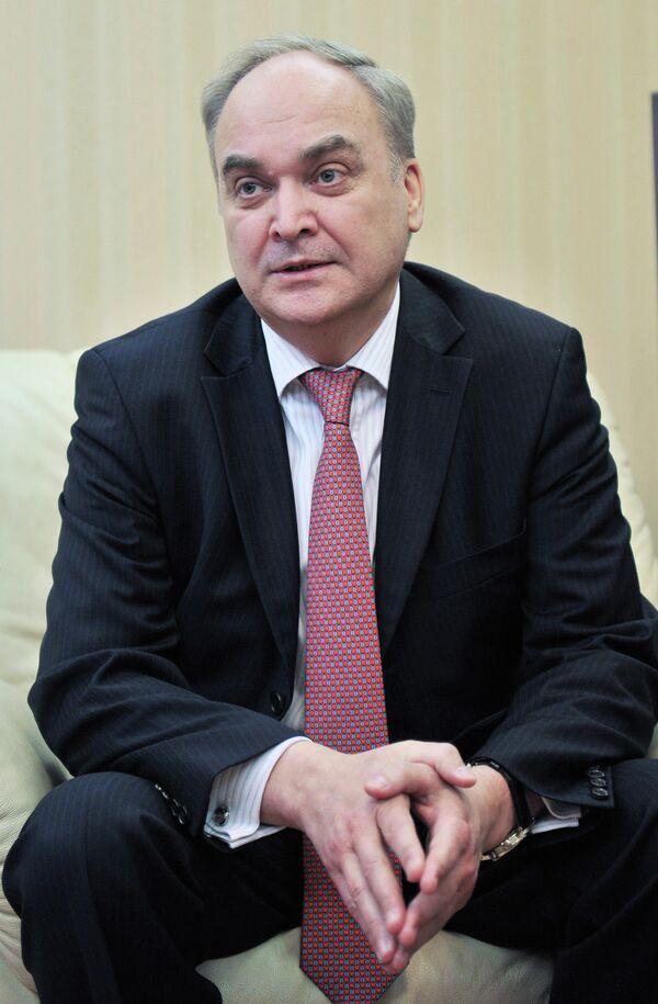 Russian Deputy Defense Minister Anatoly Antonov - Sputnik International