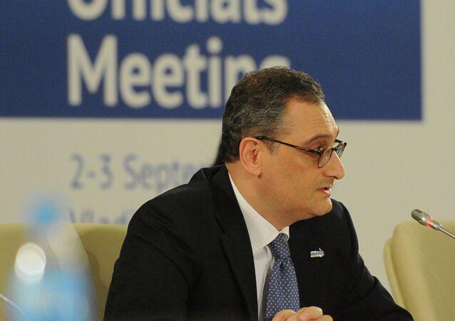 Russian Deputy Foreign Minister Igor Morgulov