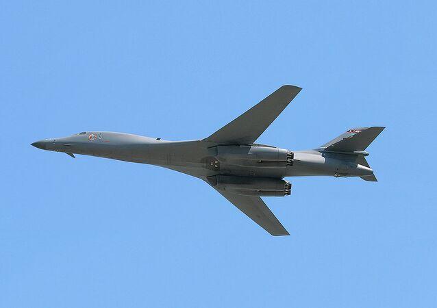 B-1B Lancer strategic bomber
