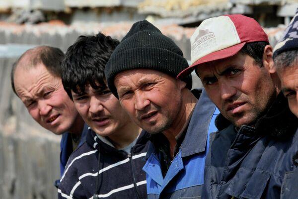 Labor migrants (Archive) - Sputnik International